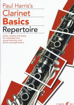 Paul Harris: Clarinet Basics Repertoire