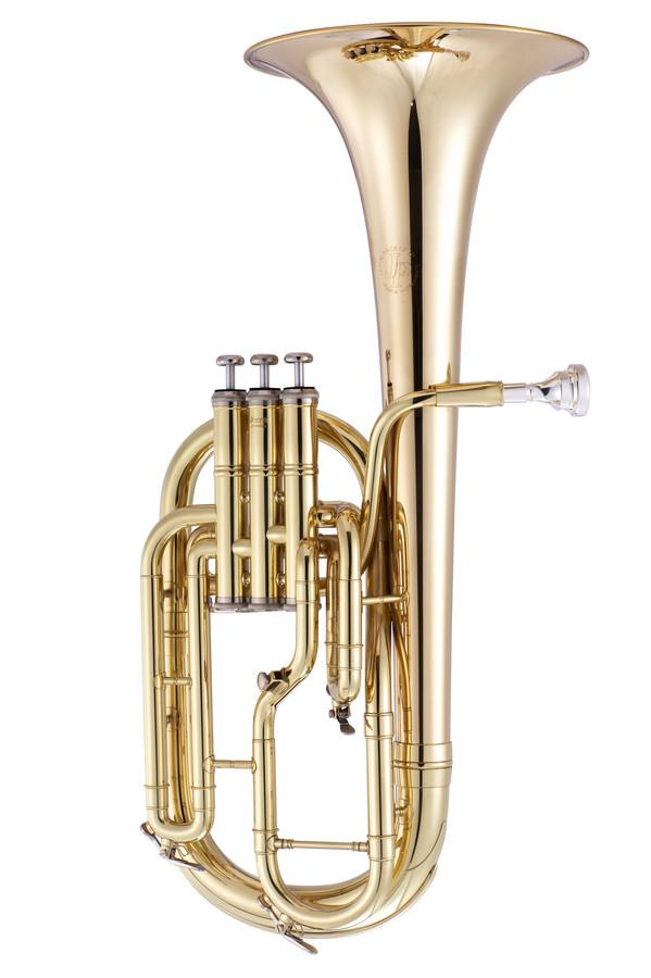 John Packer JP272S Eb Tenor Horn in Lacquer
