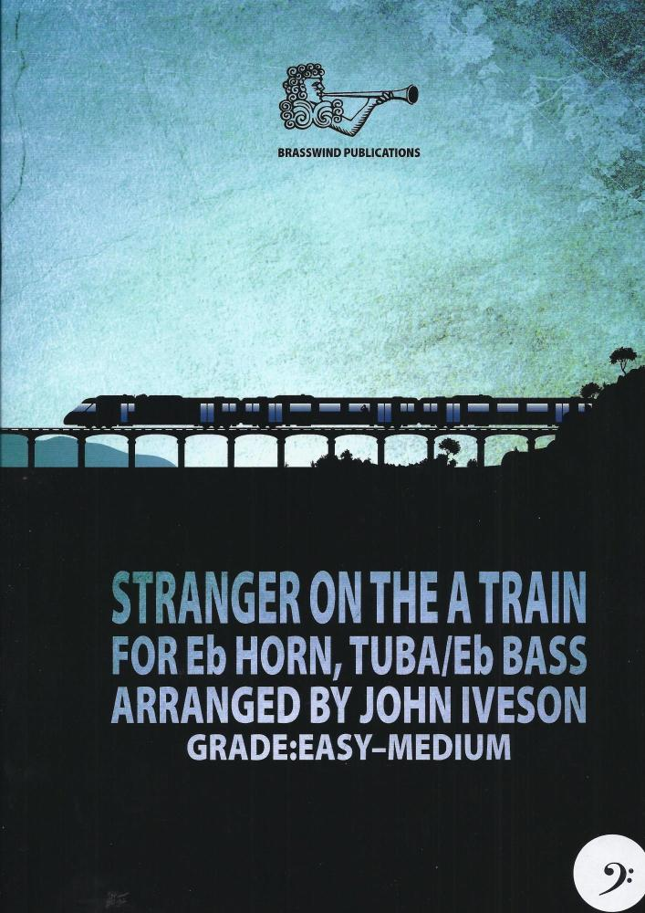 Stranger on the A Train For Eb Horn, Tuba/Eb Bass - Bass Clef