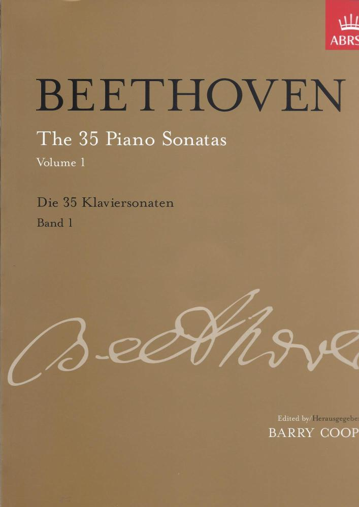Ludwig Van Beethoven: The 35 Piano Sonatas Volume 1