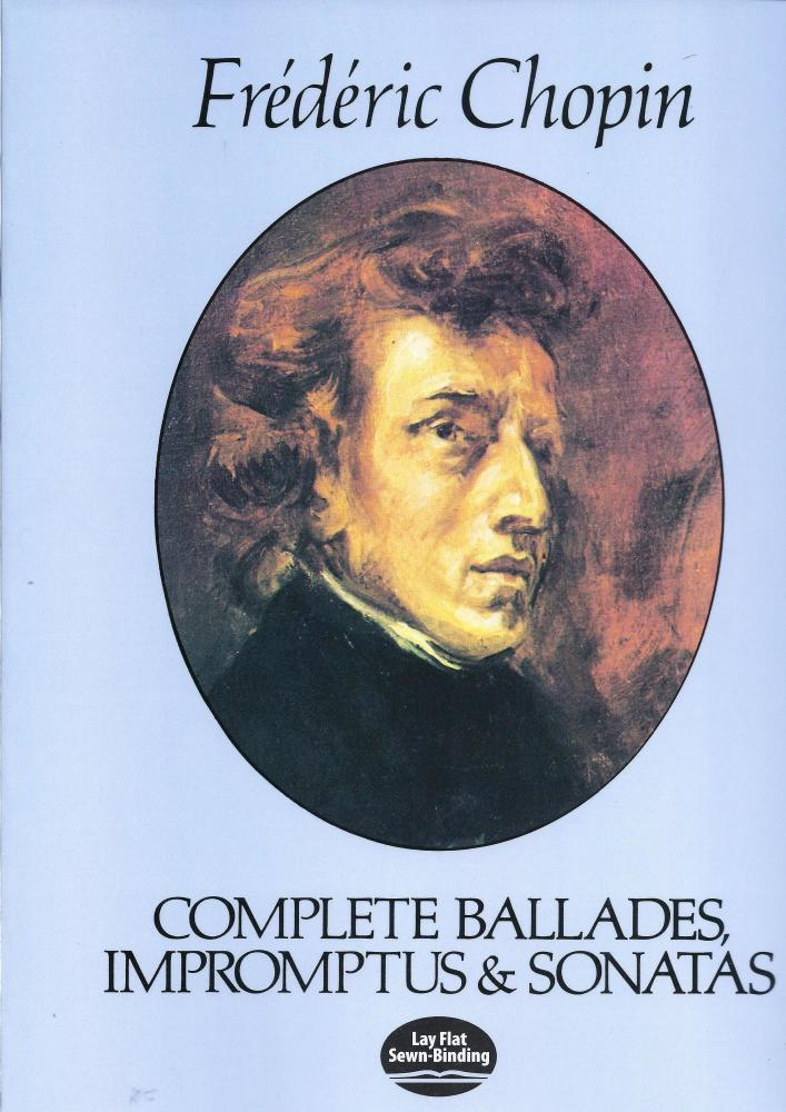 Chopin: Complete Ballades, Impromptus And Sonatas