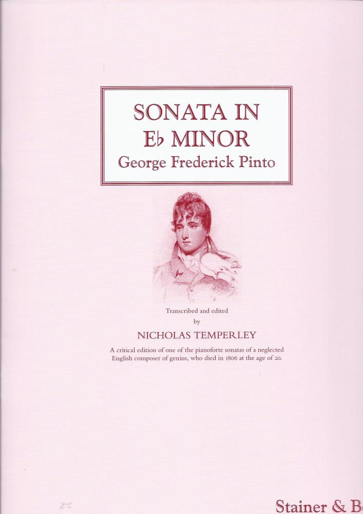 Sonata in Eb Minor - Pinto