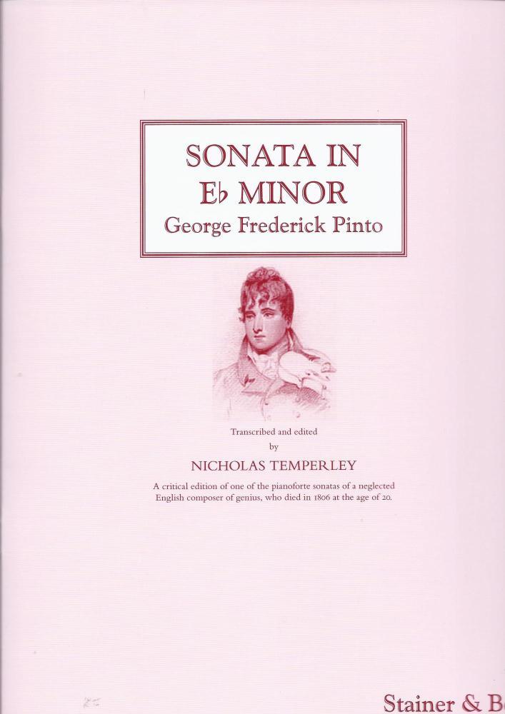 Sonata in Eb Minor - Pinto