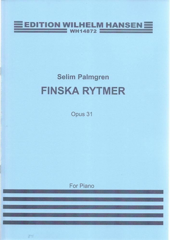 Finska rytmer Opus 31 - Palmgren