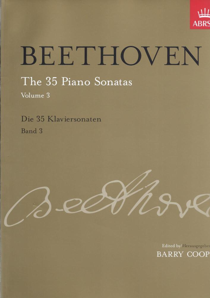 Beethoven - The 35 Piano Sonatas Volume 3