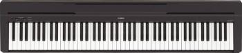 Yamaha P45 Weighted Digital Piano, 88 Graded Piano Keys, Black Finish