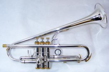 Eclipse Enigma Custom 'Dizzy' Bb Trumpet