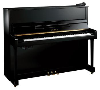 B3E Silent SG2 Piano in Polished Ebony
