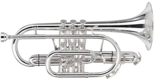 Besson BE928GT-2-0 Bb Sovereign Cornet with Tuning Slide Trigger
