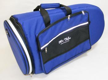 Mr. Tuba Euphonium Gig Bag - Blue