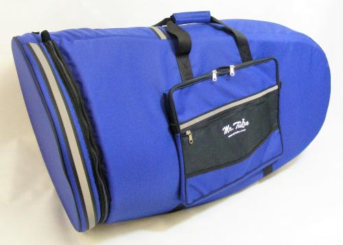 Mr. Tuba BBb Tuba Gig Bag - Blue