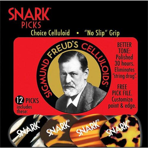 Picks - Sigmund Freud Celluloids 0.88mm Medium-Heavy 12 pc