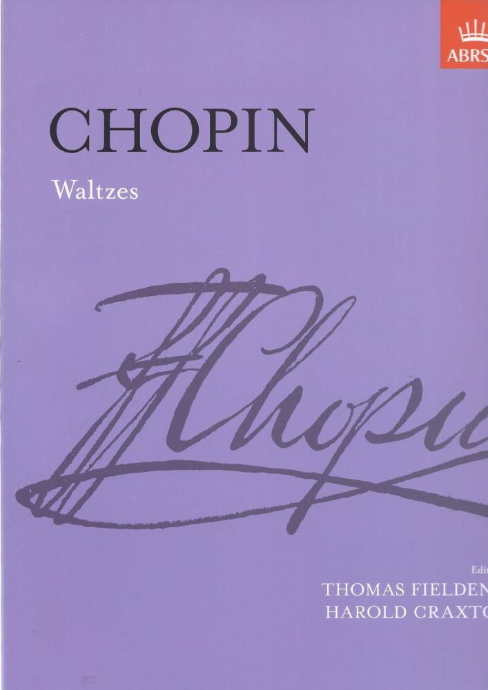 Frederic Chopin: Waltzes (ABRSM)