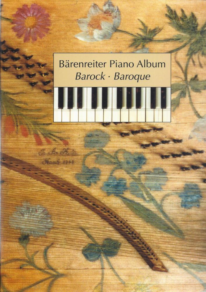 Bärenreiter Piano Album - Baroque