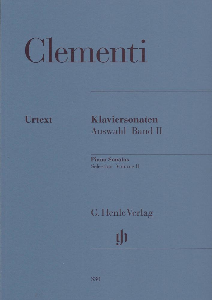 Clementi - Piano Sonatas Vol 2