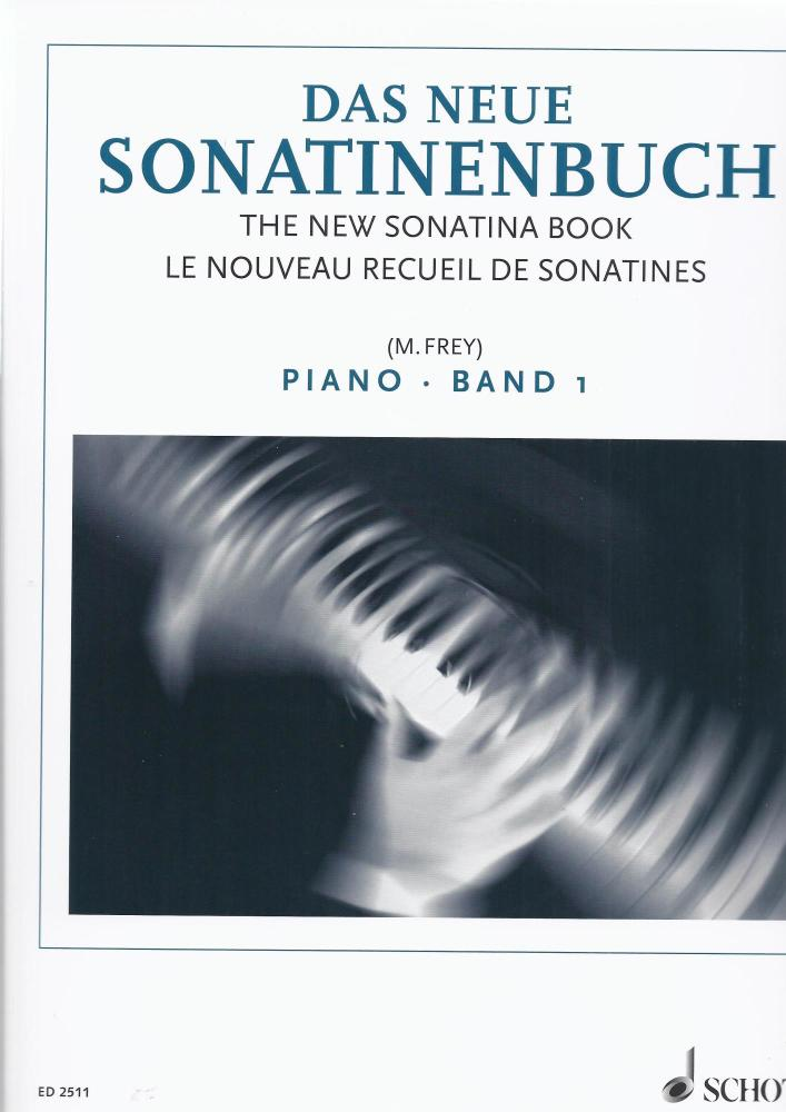 The new sonatina book - M.Frey