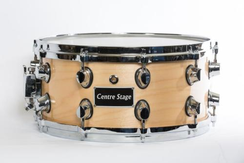 Centre Stage Maple Snare Drum, 42 Wire Snare including Bag