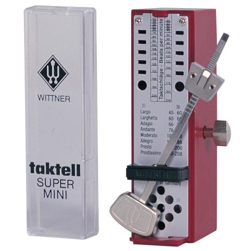 Talktell Super Mini Metronome - Ruby