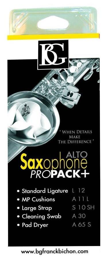 Pro Pack Tenor Sax
