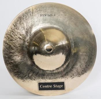 "Centre Stage 8"" Splash Cymbal"