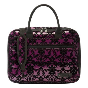 Beaumont Clarinet/Oboe case cover - Purple Lace
