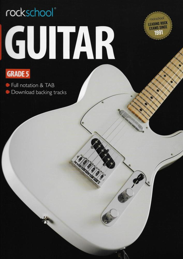 Rockschool Guitar - Grade 5 (2012-2018)