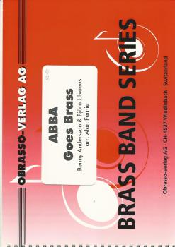 ABBA Goes Brass for Brass Band - arr. Alan Fernie