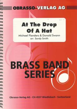 At The Drop Of A Hat for Brass Band - Flanders & Swann, arr. Sandy Smith