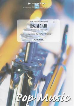 Reggae Night (Jimmy Cliff) for Brass Band - arr. Johnny Ocean