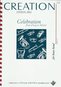 Celebration for Brass Band - Jean-Francois Michel