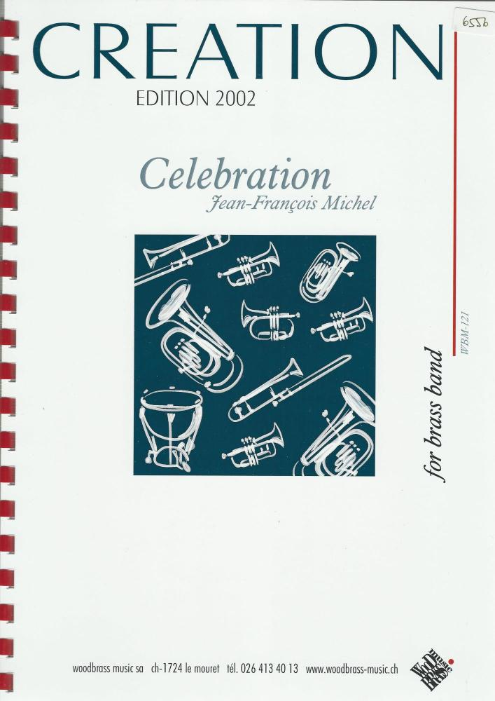 Celebration for Brass Band - Jean-Francois Michel