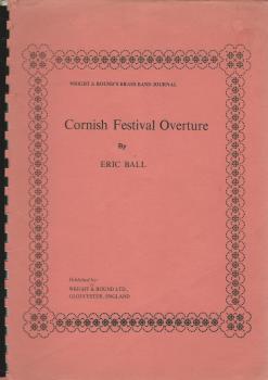 Cornish Festival Overture for Brass Band - Eric Ball