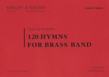 120 Hymns for Brass Band Solo Eb Horn