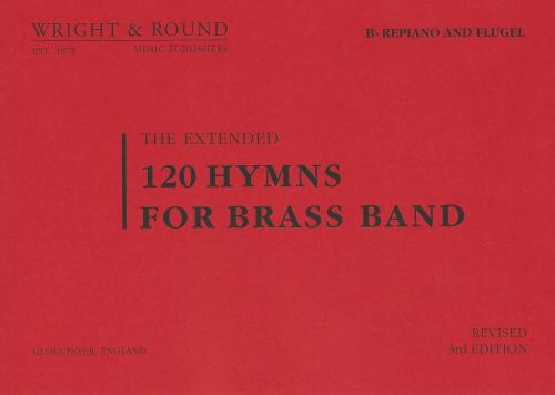 120 Hymns for Brass Band Rep & Flugel