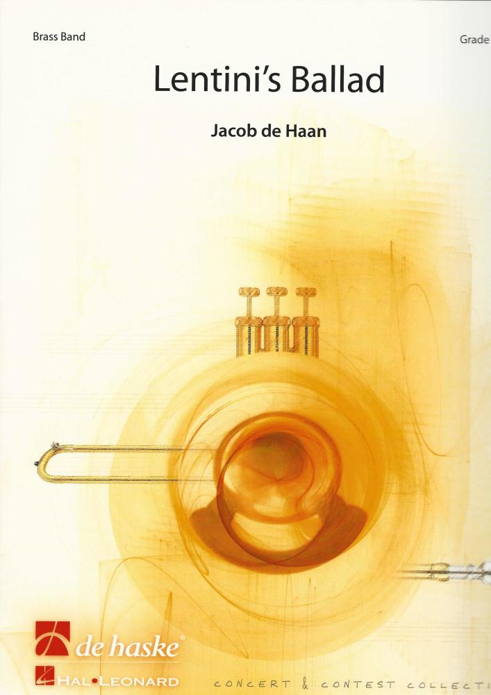 Lentini's Ballad for Brass Band - Jacob de Haan