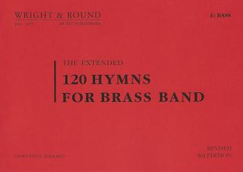 120 Hymns for Brass Band Eb Bass