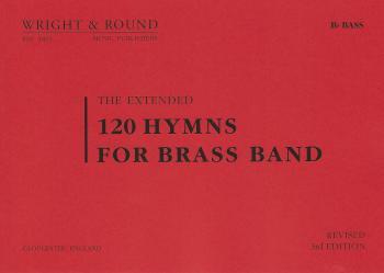 120 Hymns for Brass Band Bb Bass