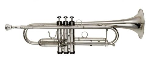 P.Mauriat PMT71 Bb Trumpet - Silver Plate