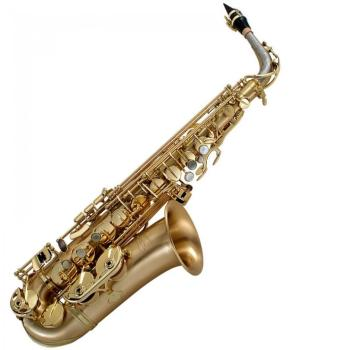 P.Mauriat Le Bravo 200 Alto Saxophone - Gold Lacquer