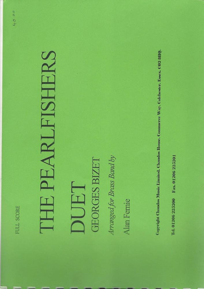 The Pearlfishers Duet for Brass Band - Georges Bizet, arr. Alan Fernie