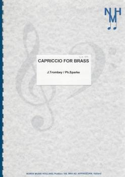 Capriccio for Brass for Brass Band - J. Trombey/Ph. Sparke
