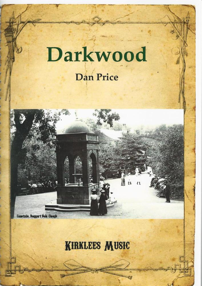 Darkwood for Brass Band - Dan Price