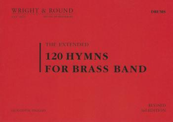 120 Hymns for Brass Band Drums