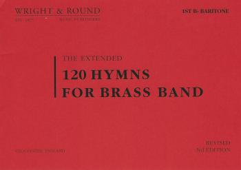 120 Hymns for Brass Band 1st Bb Baritone