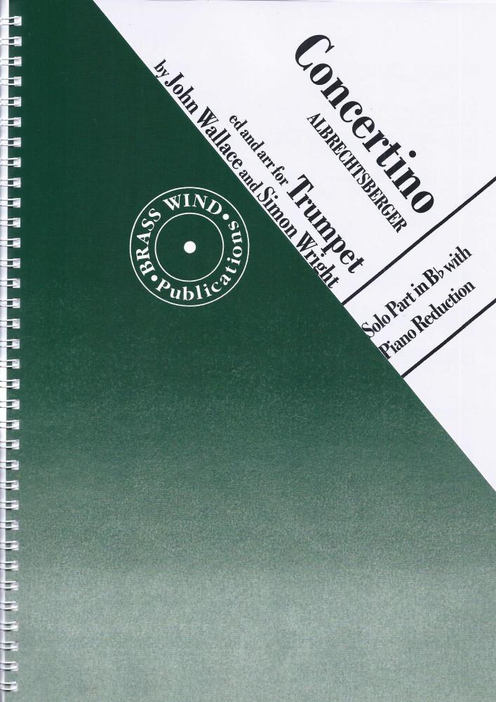 Concertino - Albrechtsberger (Trumpet)