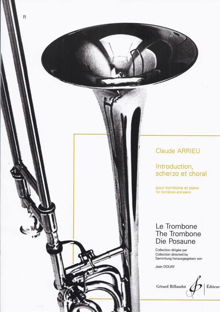 The Trombone - Claude Arrieu