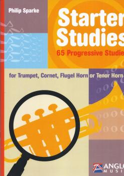 Starter Studies for trumpet or Tenor Horn