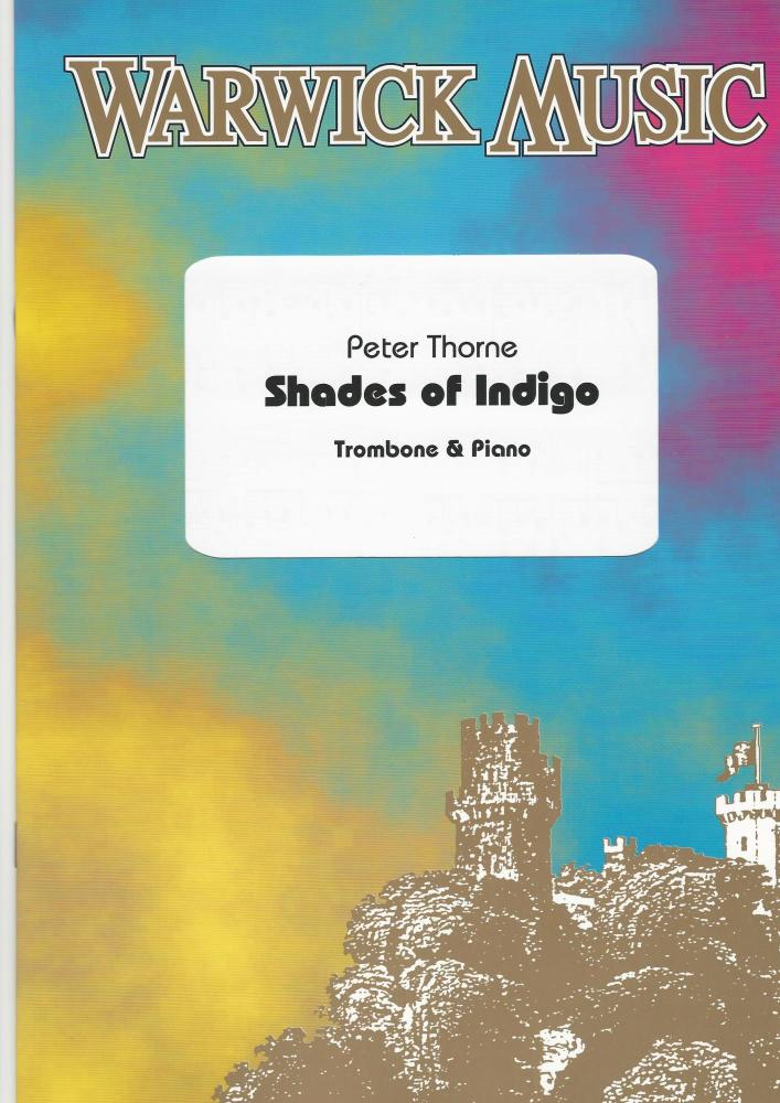 Shades of Indigo (Trombone) - Peter Thorne