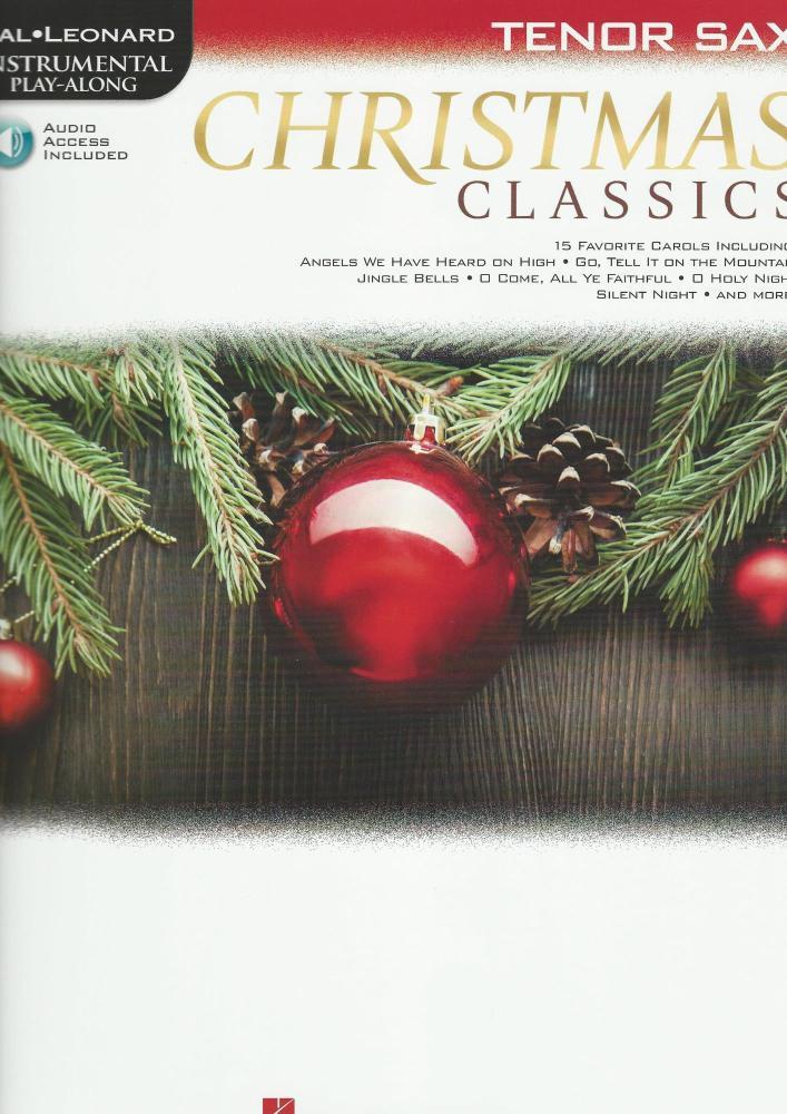 Christmas Classics - Tenor Sax