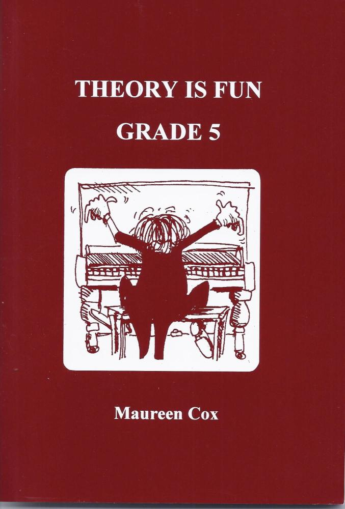 Maureen Cox: Theory Is Fun - Grade 5